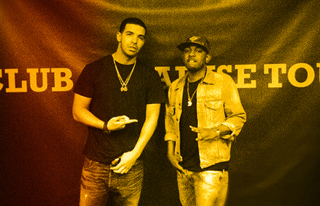 """Poetic Justice? Kendrick Lamar's """"Control"""" vs. Drake's """"The Language"""" 