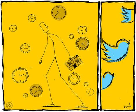 Twitter: 10 bonnes raisons de programmer ses tweets   Community Mngmt   Scoop.it