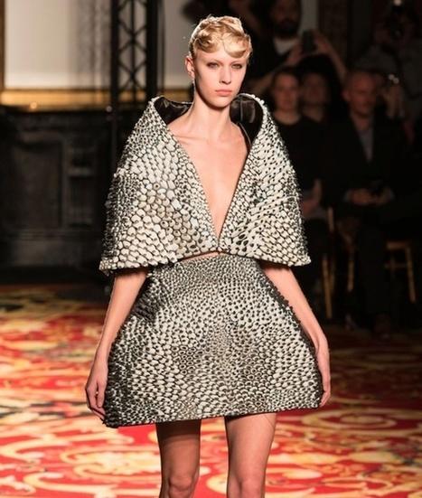 Mode en impression 3D à la Fashion Week de Paris | Le Publigeekaire | T.O.C. & Events | Scoop.it