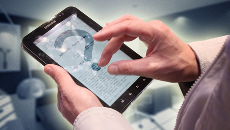 Do You Use Your Tablet for Work? | Mobile (Post-PC) in Higher Education | Scoop.it