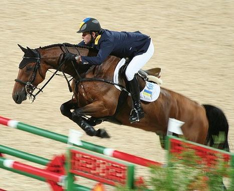 Jumping: Ukraine Olympian Bjorn Nagel is German (Again); Grand Prix Rider Changes Nationality | Fran Jurga: Equestrian Sport News | Scoop.it