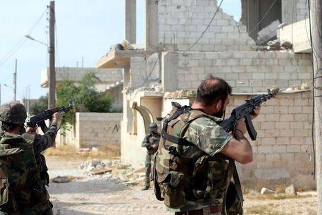 Armes chimiquesen Syrie: des analyses à venir en France | SCOOP ACTUS | Scoop.it