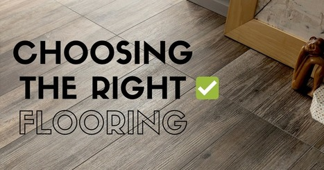 Donna Knows Best: Choose the Right Floor for Every Room | Tips and tricks | Scoop.it