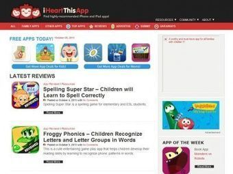 Advertise on iHeartThisApp | BuySellAds | Family Friendly Apps | Scoop.it