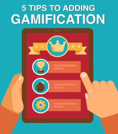 5 tips to adding Gamification to your online co... | Education - online learning | Scoop.it