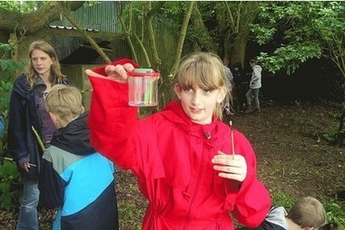 Pupils get a taste of the great outdoors - This is Kent | Creative Classrooms | Scoop.it