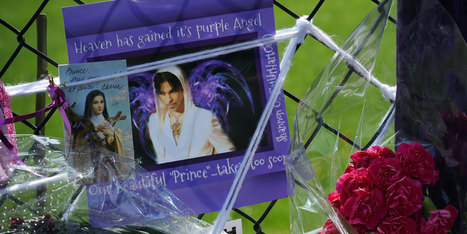Le corps de Prince a été incinéré lors d'une cérémonie privée - Europe1 | Bruce Springsteen | Scoop.it
