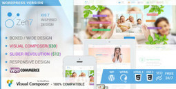 Free Zen7 – Premium Multi Purpose WordPress Theme | Wordpress Themes | Scoop.it