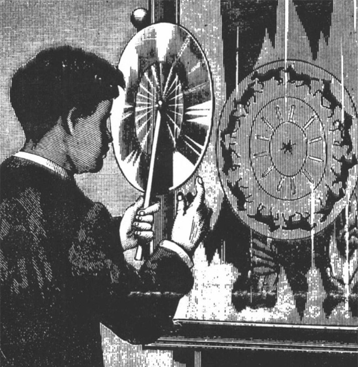 155 Years Before the First Animated Gif, Joseph Plateau Set Images in Motion with the Phenakistoscope | Colossal | Walking On Sunshine | Scoop.it