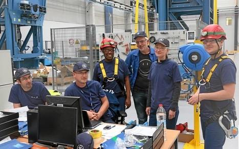 Industrie. General Electric féminise ses équipes à Saint-Nazaire   Mixité et Diversité   Scoop.it