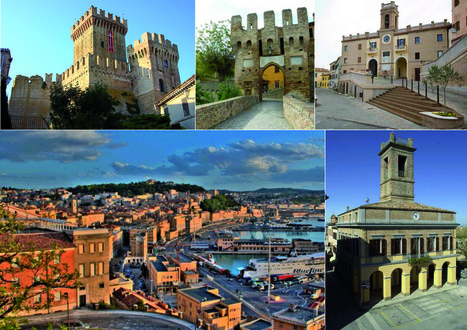 4 Castles in Le Marche | Le Marche another Italy | Scoop.it