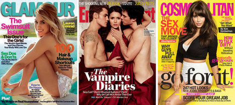 On Newsstands, Allure of the Film Actress Fades | Public Relations & Social Media Insight | Scoop.it