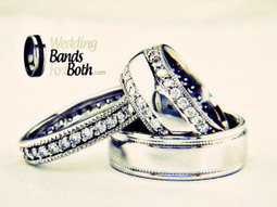 Wedding bands – An inseparable bond between the two hearts | weddingbandsforboth | Scoop.it