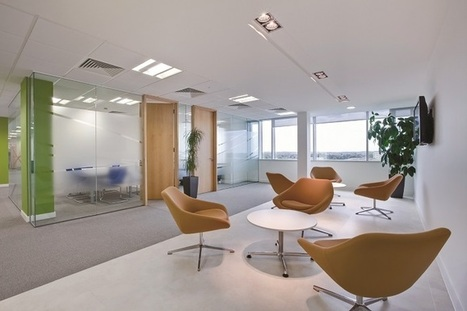 Can Refurbishing Your Office Environment Increase Productivity? | Equipment Leasing for Business | Scoop.it