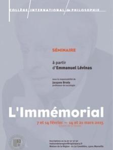 Programme 2014-2015 février à juin - Collège International de Philosophie   Philosophie aujourd'hui   Scoop.it