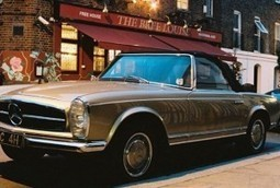 Mercedes 280SL Value - | lower back pain right side | Scoop.it