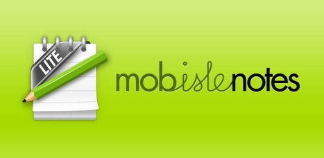Mobisle Notes - To Do - Android Market | Android Apps | Scoop.it