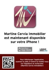 QR Code Immobilier | Création site immobilier | Webmarketing Immobilier Imminence | Scoop.it