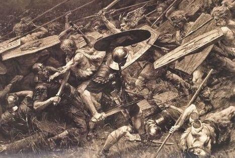 Las legiones sufren una barbaridad en el bosque | Mundo Clásico | Scoop.it