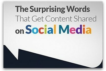 Words that get content shared on social media | JSM Reasearch | Scoop.it