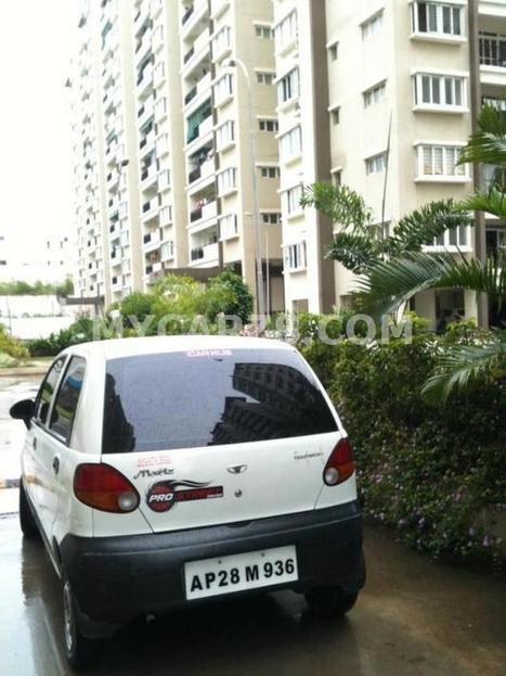 DAEWOO MATIZ white,1999 in Hyderabad   Buy a car in hyderabad   Scoop.it