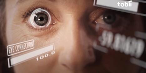 Tobii: dispositivo que utiliza tus ojos para manejar la computadora | La tecnologia | Scoop.it