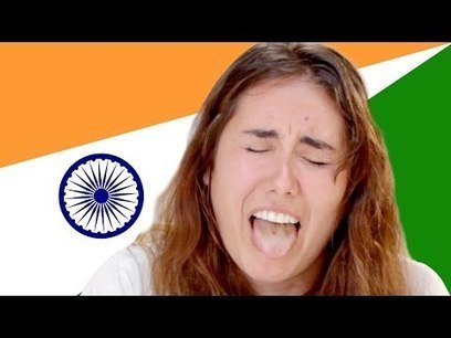 Super Funny Americans Try Indian Snacks For The First Time | StoryPlug | Scoop.it
