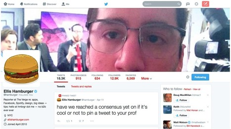 Twitter rolls out redesigned user profiles to everyone | Social Media and its influence | Scoop.it