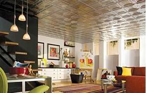 [Déco] Et pourquoi pas du carrelage aux plafonds ? | Immobilier 2015 | Scoop.it