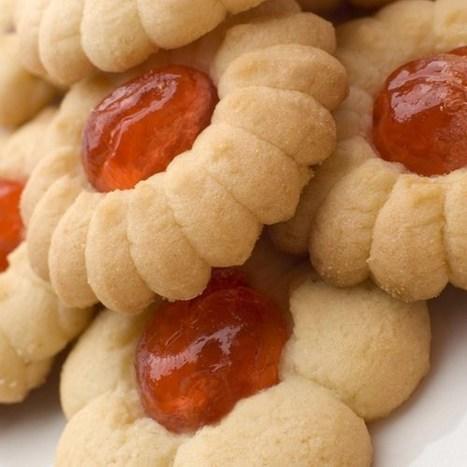 Ricette biscotti: gli spoon dent biscuits di Donna Hay - Ginger ... | Il mio lato più dolce | Scoop.it