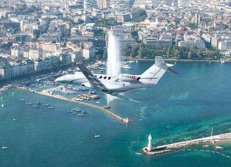 Pilatus PC-24 Makes a Splash at EBACE | itsyourbiz | Scoop.it