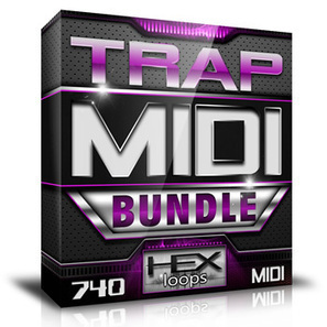 Trap MIDI Loops Files Bundle Pack | Hex Loops | www.scoop.itbyshanemcintyre | Scoop.it