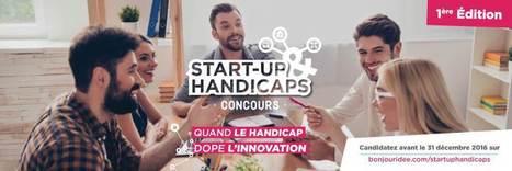 Handicap. A Lorient, un concours pour des projets innovants | Emploi + Handicap | Scoop.it