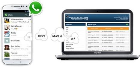كيف تتجسس على الرسائل الموجودة داخل حساب فايبر وواتس آب في أجهزة الأندرويد والآيفون؟ | Cell Phone Spy | Scoop.it