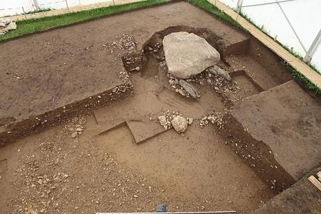 Descubren en Suiza un dolmen con un enterramiento de 30 individuos de hace 5.000 años   Aux origines   Scoop.it