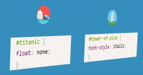 CSS Puns & #CSS #Jokes | Design Ideas | Scoop.it