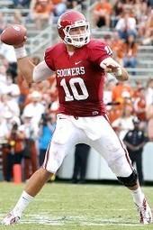 Is Blake Bell The Sooner Quarterback Of The Future? | Sooner4OU | Scoop.it