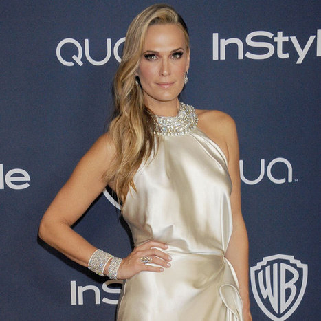 Steal Molly Sims' Slimming Pilates Workout | Health and Fitness Magazine | Scoop.it
