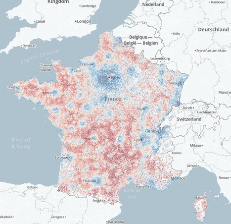 La France en 2 278 213 pixels | Journalisme graphique | Scoop.it