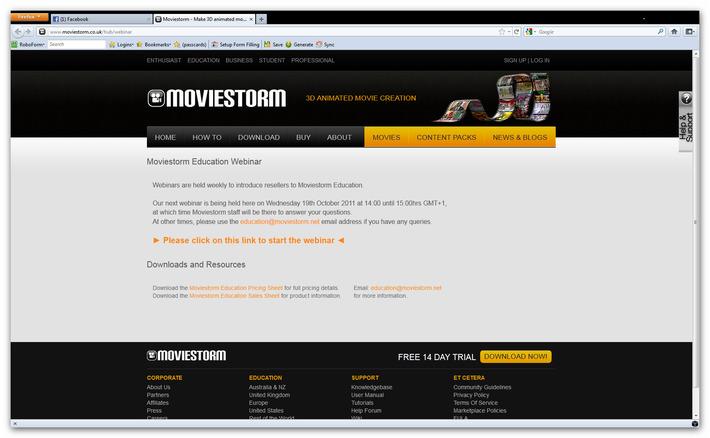 Moviestorm - Make 3D animated movies | Machinimania | Scoop.it