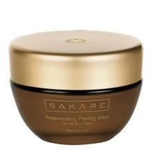 """Get energized!"", says Sakare Regenerating Peeling Mask | My beauty Secrets | Scoop.it"
