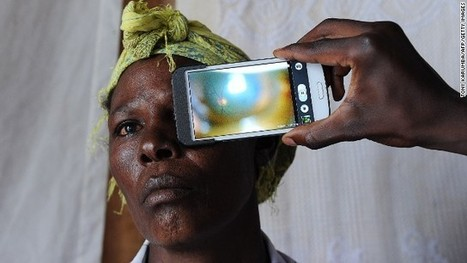How Africa's mobile revolution is disrupting the continent | Poverty | Scoop.it