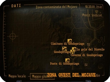Fallout New Vegas: Goodsprings | ilcorriere | Scoop.it