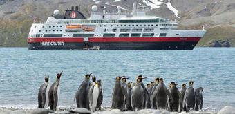Les pôles Nord et Sud, nouvelles destinations touristiques à la mode #arctique #antarctique | Hurtigruten Arctique Antarctique | Scoop.it