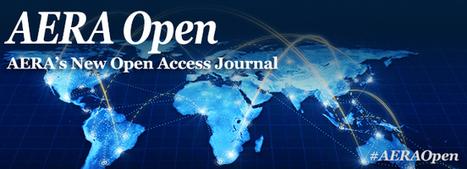 AERA Open | Education | Scoop.it