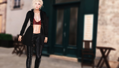Give the order.   亗  Second Life Fashion Addict  亗   Scoop.it