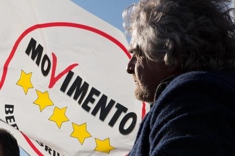 Beppe Grillo a Torino insulta Schultz e attacca Renzi | Politicando | Scoop.it