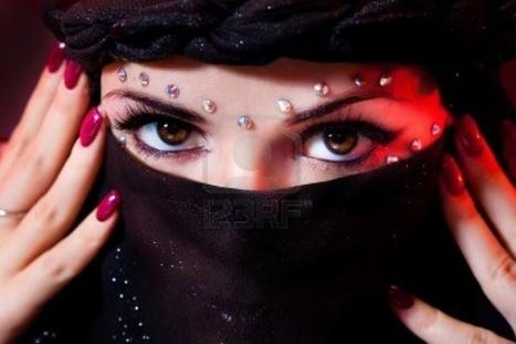 Vẻ đẹp bí mật của phụ nữ Ả Rập | Sữa Ong Chúa | Scoop.it