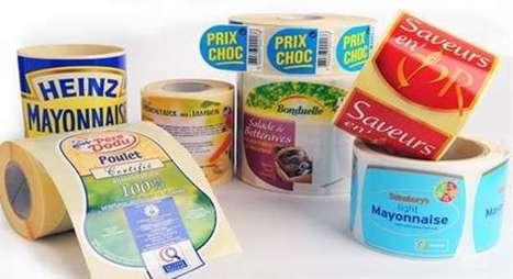 La révolution sur le marché des étiquettes alimentaires - [Analyse] Agro Media | Actualité de l'Industrie Agroalimentaire | agro-media.fr | Scoop.it