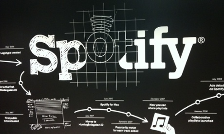 Spotify to take on iTunes Radio with free tier for its music apps | Kill The Record Industry | Scoop.it